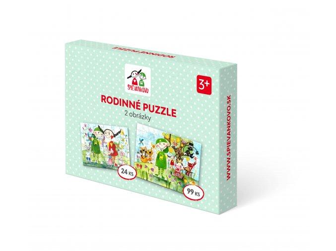 Rodinné puzzle