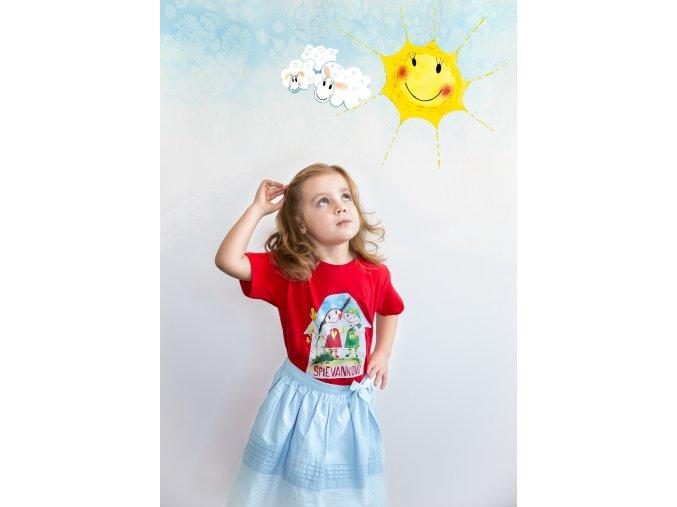 Spievankovské tričko